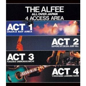 THE ALFEE/THE ALFEE ALL OVER JAPAN 4ACCESS AREA 1988 [Blu-ray]|starclub