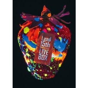 Lead 15th Anniversary LIVE BOX(Blu-ray) [Blu-ray]|starclub