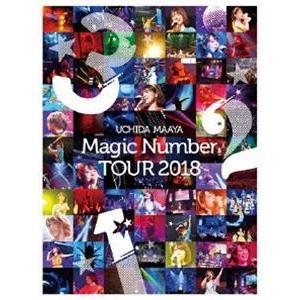 内田真礼/UCHIDA MAAYA「Magic Number」TOUR 2018 [Blu-ray]|starclub