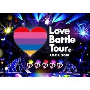 A.B.C-Z 2018 Love Battle Tour(Blu-ray) [Blu-ray]|starclub
