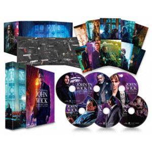 ジョン・ウィック:パラベラム トリロジー・エディション【数量限定】 [Blu-ray] starclub