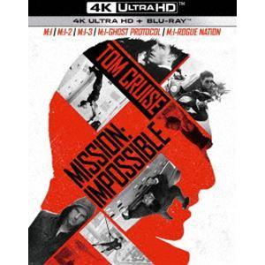 ミッション:インポッシブル 5ムービー・コレクション[4K ULTRA HD+Blu-rayセット] [Ultra HD Blu-ray]|starclub