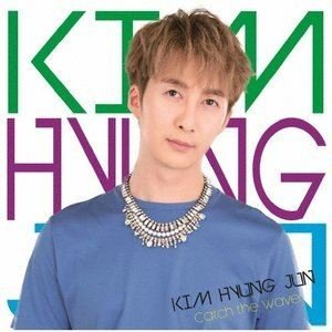 KIM HYUNG JUN / Catch the Wave(初回限定盤B) [CD]|starclub|01