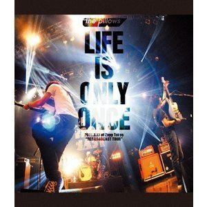 "the pillows/LIFE IS ONLY ONCE 2019.3.17 at Zepp Tokyo""REBROADCAST TOUR"" [Blu-ray]