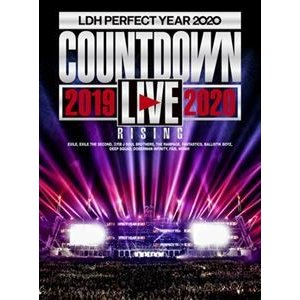"LDH PERFECT YEAR 2020 COUNTDOWN LIVE 2019→2020""RISING"" [DVD]