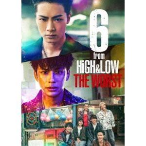 6 from HiGH&LOW THE WORST(豪華盤) [DVD] starclub