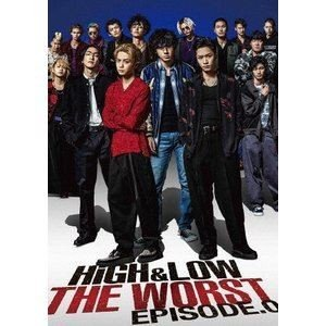 HiGH&LOW THE WORST EPISODE.0 [DVD] starclub