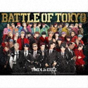 GENERATIONS,THE RAMPAGE,FANTASTICS,BALLISTIK BOYZ from EXILE TRIBE / BATTLE OF TOKYO TIME 4 Jr.EXILE(通常盤/CD+3Blu-ray) (初回仕様) [CD]|starclub