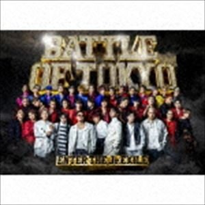 GENERATIONS,THE RAMPAGE,FANTASTICS,BALLISTIK BOYZ from EXILE TRIBE / BATTLE OF TOKYO 〜ENTER THE Jr.EXILE〜(初回生産限定盤/CD+DVD+PHOTO... [CD]|starclub