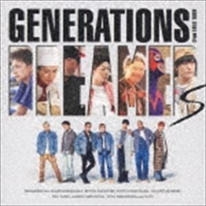 GENERATIONS from EXILE TRIBE / DREAMERS(CD+DVD) [CD]|starclub