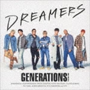 GENERATIONS from EXILE TRIBE / DREAMERS [CD]|starclub