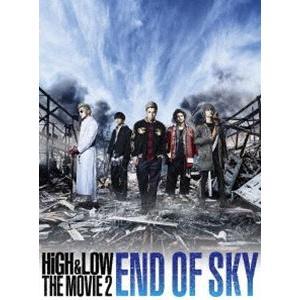 HiGH&LOW THE MOVIE 2〜END OF SKY〜【豪華盤】 [Blu-ray] starclub
