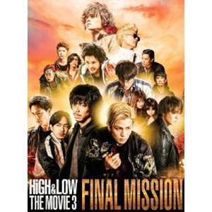HiGH&LOW THE MOVIE 3〜FINAL MISSION〜【豪華盤2枚組】 [Blu-ray] starclub