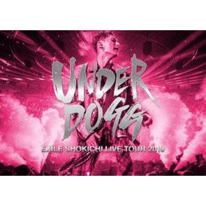 EXILE SHOKICHI LIVE TOUR 2019 UNDERDOGG(初回生産限定盤) [Blu-ray]|starclub