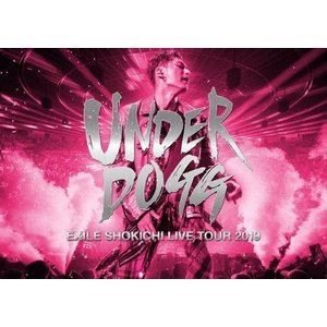 EXILE SHOKICHI LIVE TOUR 2019 UNDERDOGG [Blu-ray]|starclub