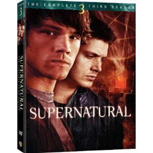 SUPERNATURAL III スーパーナチュラル〈サード・シーズン〉コレクターズ・ボックス1 [DVD]|starclub