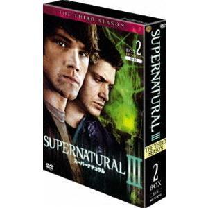 SUPERNATURAL III スーパーナチュラル〈サード・シーズン〉コレクターズ・ボックス2 [DVD]|starclub