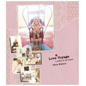 西野カナ/Love Voyage 〜a place of my heart〜 [Blu-ray]|starclub