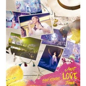 西野カナ/Just LOVE Tour(通常盤) [Blu-ray]|starclub