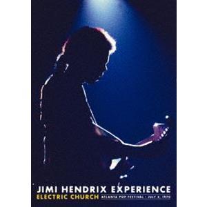 ザ・ジミ・ヘンドリックス・エクスペリエンス/エレクトリック・チャーチ - アトランタ・ポップ・フェスティヴァル [DVD]|starclub