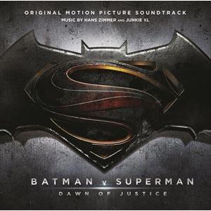 ハンス・ジマー(音楽) / 「バットマン vs スーパーマン ジャスティスの誕生」オリジナル・サウン...
