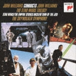 ジョン・ウィリアムズ / ベスト・オブ・スター・ウォーズ(期間生産限定盤) [CD]|starclub