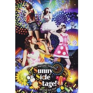 戸松遥 second live tour Sunny Side Stage! LIVE DVD [DVD]|starclub