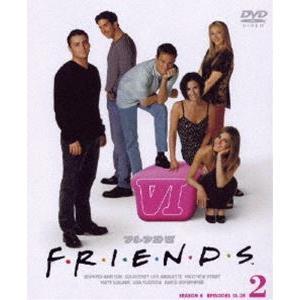 フレンズ6〈シックス〉セット2【DISC4〜6】(期間限定) ※再発売 [DVD]|starclub