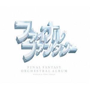 FINAL FANTASY ORCHESTRAL ALBUM【Blu-ray】(通常盤) [Blu-ray Disc Music]|starclub