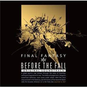 BEFORE THE FALL FINAL FANTASY XIV Original Soundtrack【映像付サントラ/Blu-ray Disc Music】 [ブルーレイ・オーディオ]|starclub
