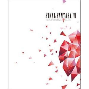 FINAL FANTASY VI ORIGINAL SOUNDTRACK REVIVAL DISC【映像付サントラ/Blu-ray Disc Music】 [ブルーレイ・オーディオ]|starclub