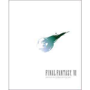 FINAL FANTASY VII ORIGINAL SOUNDTRACK REVIVAL DISC 【映像付サントラ/Blu-ray Disc Music】 [ブルーレイ・オーディオ]|starclub