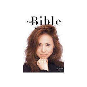 松田聖子/Video Bible -Best Hits Video History- [DVD]|starclub