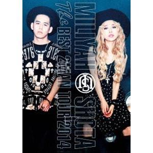 加藤ミリヤ 清水翔太/THE BEST 2 MAN TOUR 2014 [DVD]|starclub