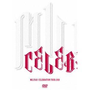 加藤ミリヤ/CELEBRATION TOUR 2018(初回生産限定盤) [DVD]|starclub