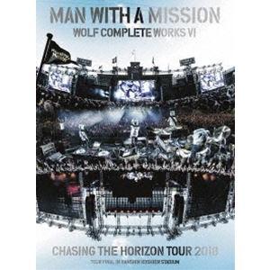 MAN WITH A MISSION/Wolf Complete Works VI 〜Chasing the Horizon Tour 2018 Tour Final in Hanshin Koshien Stadium〜(初回生産限定盤) [DVD]|starclub