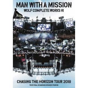 MAN WITH A MISSION/Wolf Complete Works VI 〜Chasing the Horizon Tour 2018 Tour Final in Hanshin Koshien Stadium〜(通常盤) [DVD]|starclub
