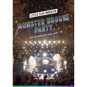 Little Glee Monster 5th Celebration Tour 2019 〜MONSTER GROOVE PARTY〜(通常盤) [DVD]|starclub