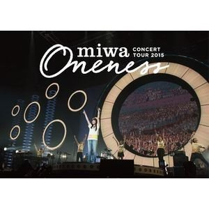 "miwa concert tour 2015""ONENESS"" 〜完全版〜 [Blu-ray] starclub"