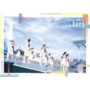 乃木坂46/6th YEAR BIRTHDAY LIVE Day3(通常盤) [Blu-ray]