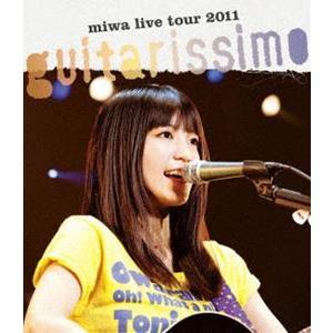 "miwa live tour 2011 ""guitarissimo"" [Blu-ray] starclub"