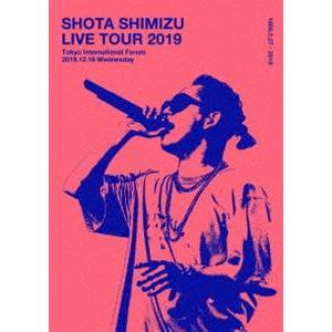 清水翔太/SHOTA SHIMIZU LIVE TOUR 2019 [Blu-ray]|starclub