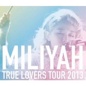 加藤ミリヤ/TRUE LOVERS TOUR 2013 [SING for ONE 〜Best Live Selection〜](期間生産限定盤) [Blu-ray]|starclub
