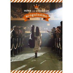 miwa live at 武道館 〜acoguissimo〜[SING for ONE 〜Best Live Selection〜](期間生産限定盤) [Blu-ray]|starclub