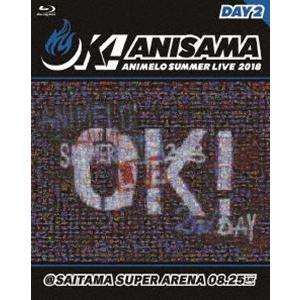 "Animelo Summer Live 2018""OK!""08.25 [Blu-ray]|starclub"