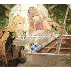 (ゲーム・ミュージック) Fate/Grand Order Orchestra performed by 東京都交響楽団 [CD]|starclub