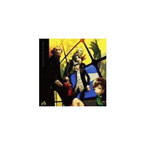 (ゲーム・ミュージック) ペルソナ4 オリジナル・サウンドト...