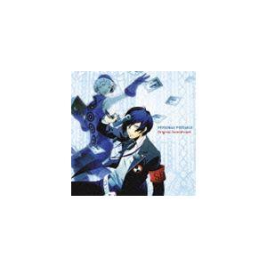 (ゲーム・ミュージック) ペルソナ3ポータブル オリジナル・サウンドトラック [CD]|starclub