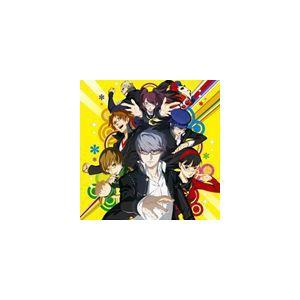 (ゲーム・ミュージック) ペルソナ4 ザ・ゴールデン オリジナル・サウンドトラック [CD]