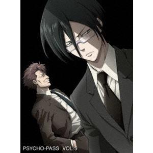 PSYCHO-PASS サイコパス VOL.5 Blu-ray [Blu-ray]|starclub